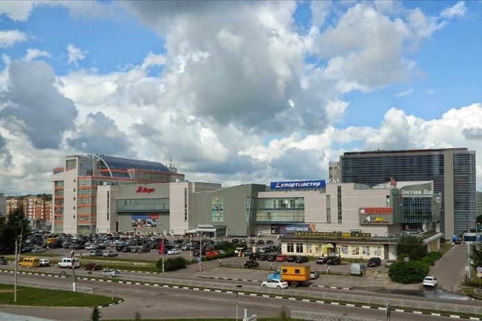Торгово-развлекательный центр в Обнинске